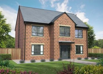Thumbnail 5 bed detached house for sale in Thirteen Homes, Edward Pease Way, Darlington, England