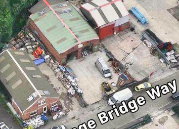 Thumbnail Commercial property for sale in Tonge Bridge Industrial Estate, Tonge Bridge Way, Bolton