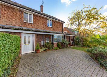Thumbnail 3 bed semi-detached house for sale in Wilbury Road, Letchworth Garden City