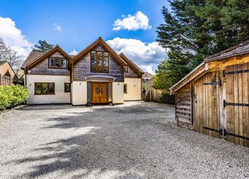 Hursley Road, Hiltingbury, Chandlers Ford, Hampshire SO53. 6 bed detached house for sale