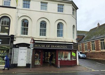Thumbnail Retail premises for sale in 15-17 Torquay Road, Paignton