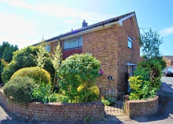 Thumbnail 2 bed end terrace house for sale in Franklin Road, Gravesend, Kent