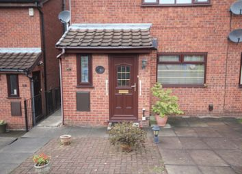 Thumbnail 2 bed flat for sale in Vicarage View, Castleton, Rochdale
