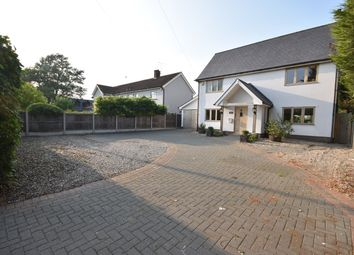Thumbnail 4 bed detached house for sale in Langford Road, Heybridge, Maldon