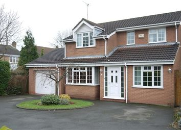 Thumbnail 4 bed detached house for sale in Choyce Close, Atherstone