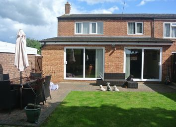 Thumbnail 3 bed terraced house to rent in Chivers Close, Basingstoke