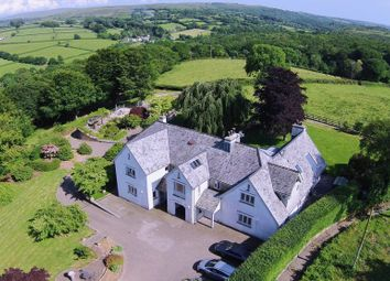 Thumbnail 6 bed country house for sale in Yelverton, Devon
