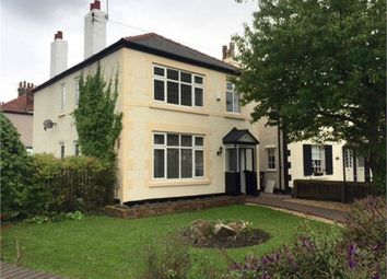 Thumbnail 3 bed detached house to rent in 40 Moor Lane, Crosby, Liverpool