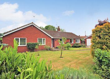 Thumbnail 4 bed detached bungalow for sale in Potash Lane, Roydon, Diss
