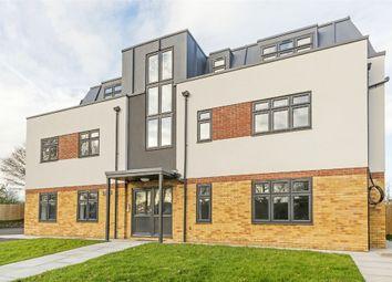 Thumbnail 2 bed flat for sale in Longmead Road Epsom, Epsom