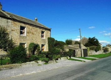 Thumbnail 3 bed semi-detached house for sale in Carlton, Leyburn
