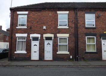 Thumbnail 2 bed terraced house to rent in North Road, Stoke-On-Trent