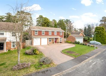 Thumbnail 5 bedroom detached house for sale in Hurstwood, Ascot, Berkshire