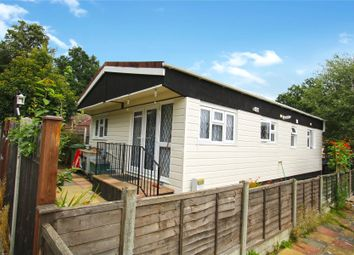 Thumbnail 2 bed mobile/park home for sale in Ottershaw, Surrey