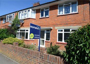 Thumbnail 2 bedroom maisonette for sale in Birchett Road, Farnborough, Hampshire