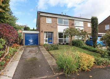 3 bed semi-detached house for sale in Wyvern Close, Matlock DE4