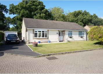 Thumbnail 3 bed detached bungalow for sale in Whitley Way, New Milton