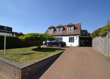 Thumbnail 4 bed detached house for sale in Hare Street Road, Buntingford