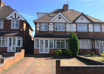 Thumbnail 4 bed semi-detached house to rent in Stechford Lane, Hodge Hill, Birmingham
