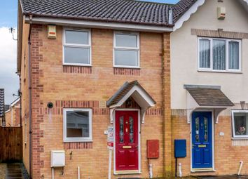 Thumbnail 2 bed semi-detached house for sale in Drumfields, Cadoxton, Neath