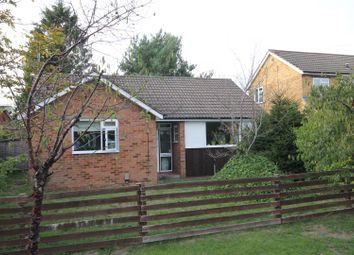 Thumbnail 2 bed detached bungalow for sale in Beaufort Road, Church Crookham, Fleet
