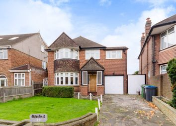 Thumbnail 4 bed detached house for sale in Downfield, Worcester Park