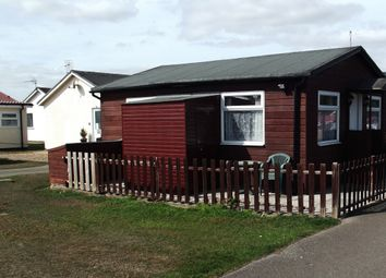 Thumbnail 2 bed mobile/park home for sale in 108 Third Avenue, South Shore Holiday Village, Bridlington