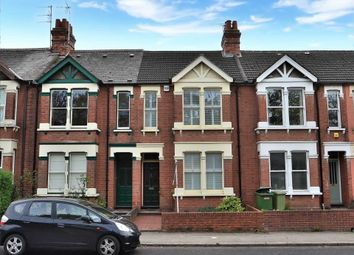 Thumbnail 4 bed terraced house for sale in Stratford Road, Wolverton, Milton Keynes
