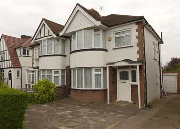 Thumbnail 3 bed semi-detached house for sale in Locket Road, Harrow, Middlesex