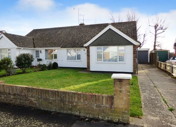 Thumbnail 3 bed semi-detached bungalow for sale in Oakcroft Gardens, Littlehampton