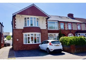 3 bed end terrace house for sale in Hawthorn Crescent, Portsmouth PO6