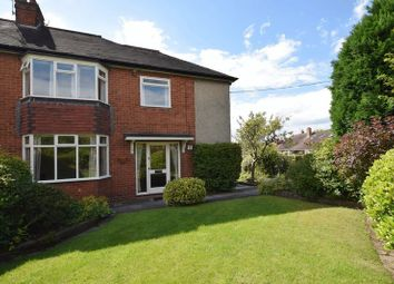 Thumbnail 3 bed semi-detached house for sale in Malcolm Close, Baddeley Green, Stoke-On-Trent