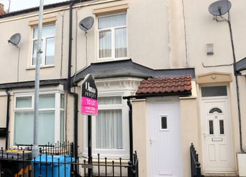 2 bed terraced house to rent in Crossland Avenue, Holland Street, Hull, Yorkshire HU9