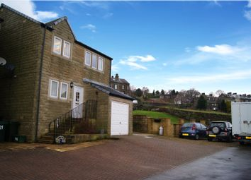 Thumbnail 4 bed detached house for sale in Privet Drive, Oakworth, West Yorkshire