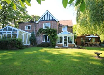 Thumbnail 4 bed detached house for sale in High Street, Burwash, East Sussex