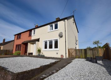 Thumbnail 3 bed semi-detached house for sale in Dean Road, Sprouston