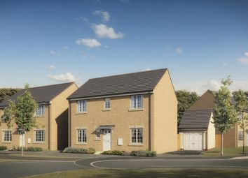 "Thumbnail 4 bed detached house for sale in ""The Ogmore"" at Trem Y Coed, St. Fagans, Cardiff"