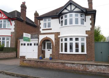Thumbnail 3 bed detached house for sale in Sussex Avenue, Melton Mowbray