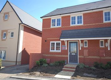 Thumbnail 3 bed semi-detached house to rent in Woodpecker Close, Keynsham, Bristol