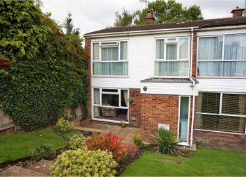 Thumbnail 3 bed end terrace house for sale in Claybury, Bushey