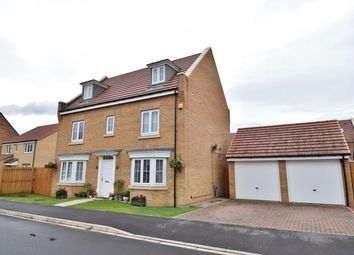 5 bed detached house for sale in Buckthorn Crescent, The Elms, Norton, Stockton On Tees TS21