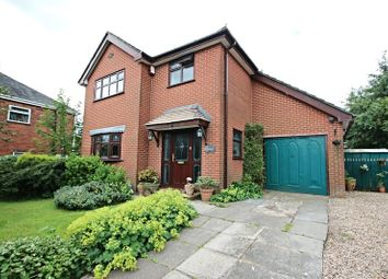 Thumbnail 3 bedroom detached house for sale in Wade Avenue, Wolstanton, Newcastle Under Lyme