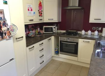 Thumbnail 2 bed end terrace house to rent in Shropshire Close, Fugglestone Red, Salisbury
