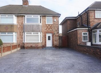 Thumbnail 3 bed semi-detached house for sale in Burford Road, Liverpool