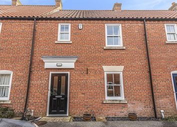 Thumbnail 3 bed town house for sale in Southwells Lane, Horncastle, Lincs