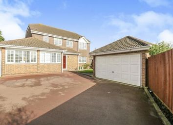 Thumbnail 5 bed detached house for sale in The Hollies, Wellingborough, Northamptonshire, England