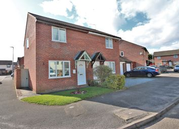 3 bed semi-detached house for sale in Norman Close, Scarning, Dereham NR19