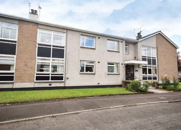 Thumbnail 2 bed flat for sale in Kennedy Court, Flat 1/1, Giffnock, Glasgow