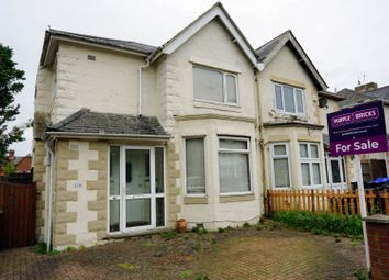 Thumbnail 3 bed semi-detached house for sale in Kingsley Road, Kingsthorpe, Northampton