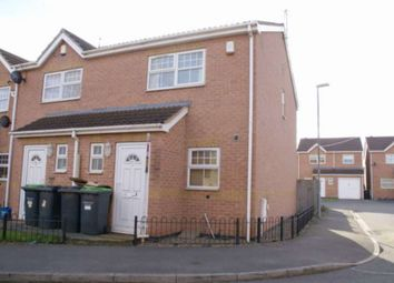 Thumbnail 2 bed town house to rent in Violet Grove, Hucknall, Nottingham